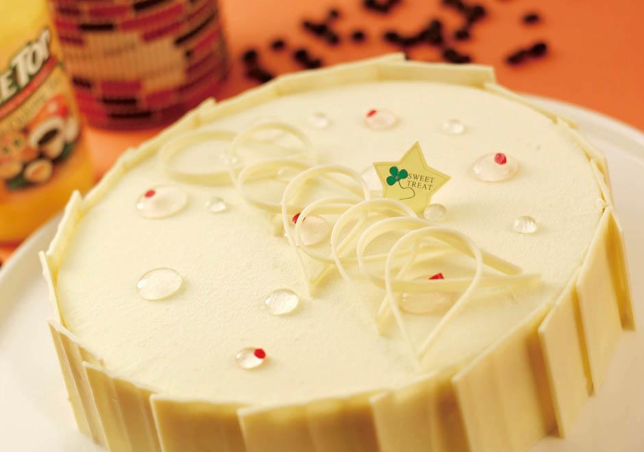雪藏芝士生日蛋糕/6吋