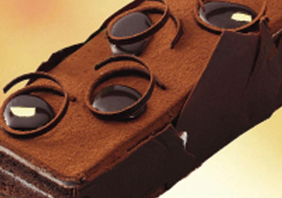 比利時巧克力/5條/各24cm/