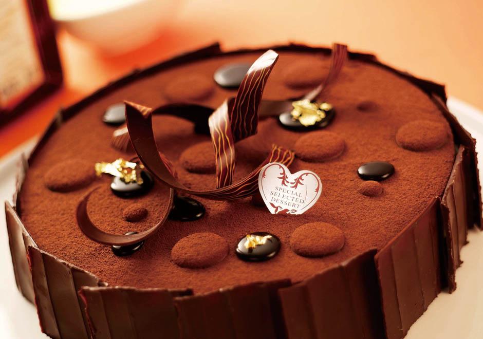 沙哈慕斯生日蛋糕/6吋