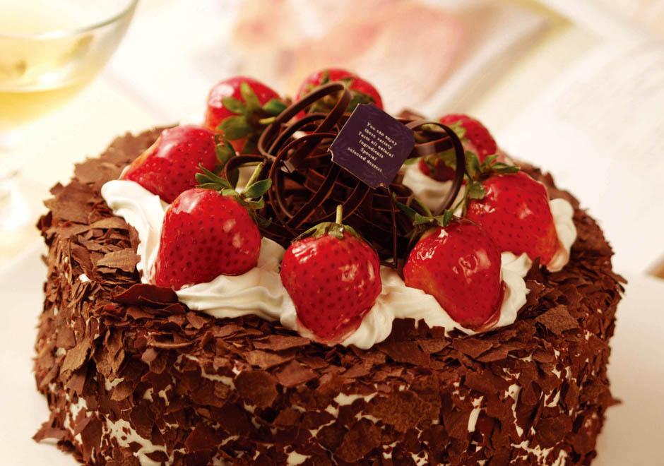 黑森林生日蛋糕/6吋