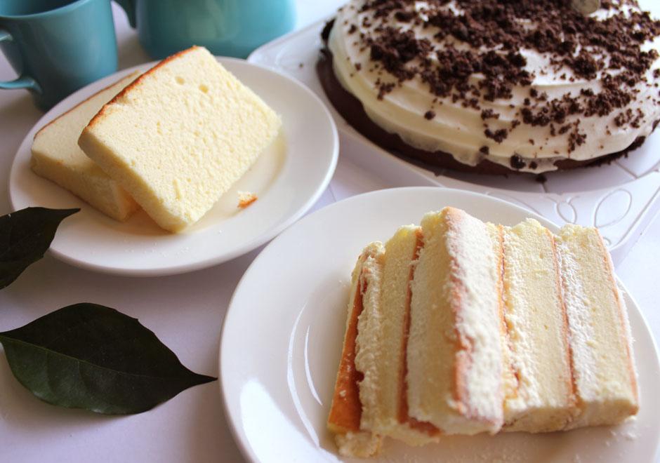 百分百優惠套餐/百分比生乳蛋糕6吋+半熟乳酪18cm+貝多芬18cm