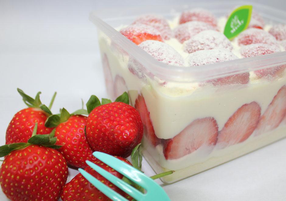四季蛋糕(草莓系列)