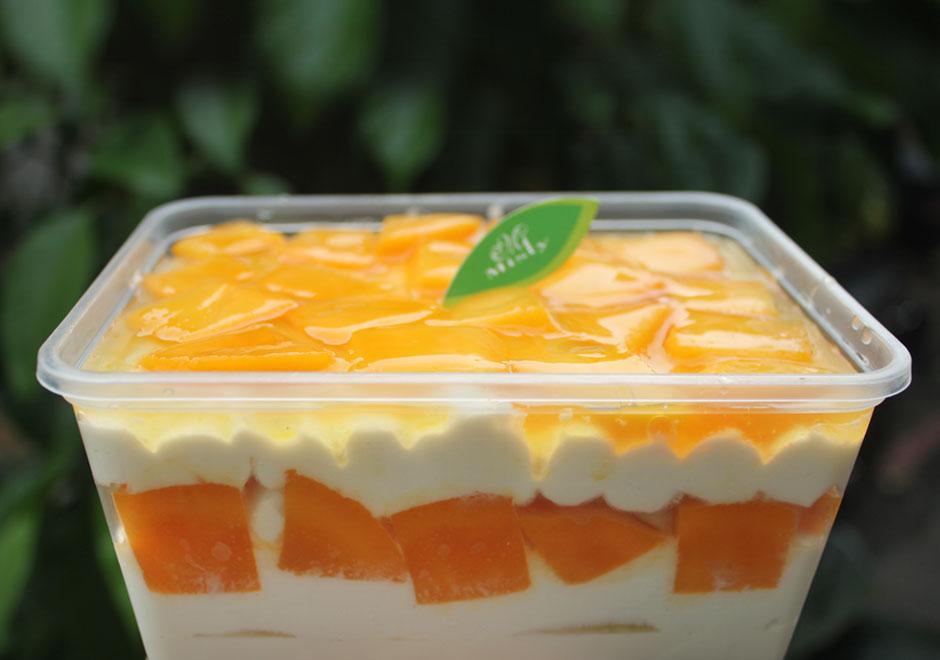 四季蛋糕(生乳芒果系列)