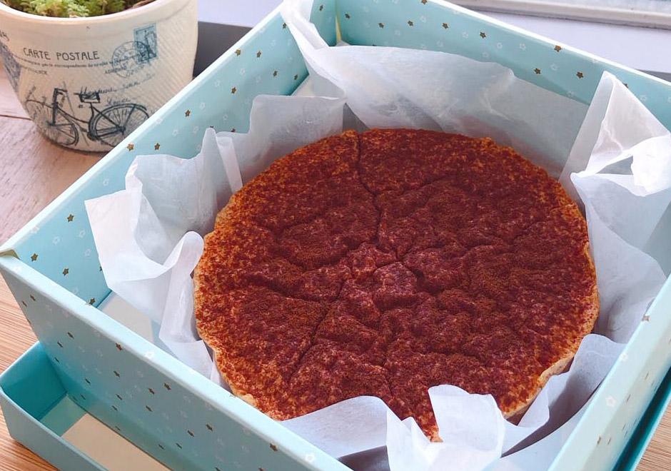 紫御甘藷蛋糕/6吋